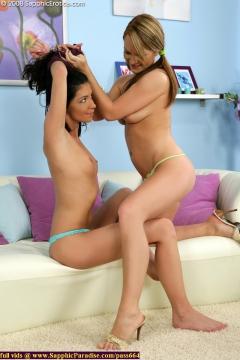Sapphic Erotica genuine lesbian girls