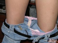 Dirty Teenager Panties