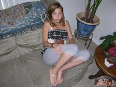 Amateur Teenager - Alice From TrueAmateurModels.com