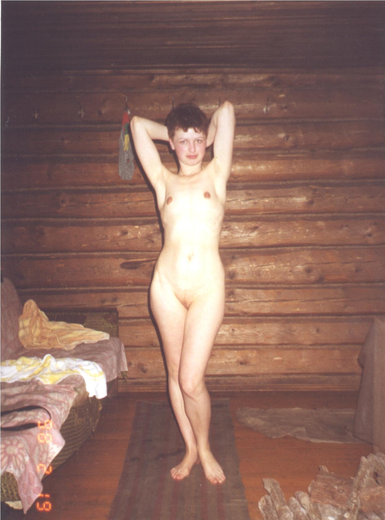 Ретро лесбиянки в бане 7 фотография
