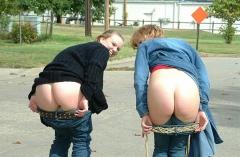 Pants Down - N