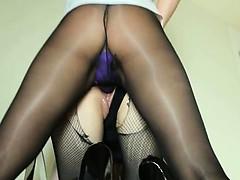 secret-women-sucking-strap-on-dildo