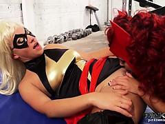 superhero-lesbians