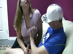 Horny Mistress Wants A Lot Of Cum From Young Man