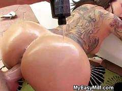 tattooed-milf-doggystyled
