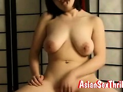 big-tit-asian-solo-fingerfuck