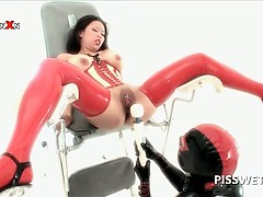 bdsm-asian-sex-slave-in-latex-gets-cunt-tortured-for-piss