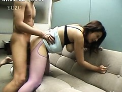 Perfect hairy anal sex from chinese