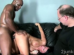 perv-makes-his-gorgeous-brunette-wife-fuck-black-thug