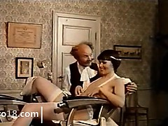 retro fuck with doctor WWW.ONSEXO.COM