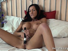 Stringy Dripping Wet Pussies Pop And Pulse During Orgasm
