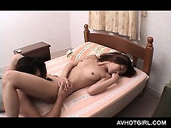 Sexy Teen Japanese And Her Morning Surprise A Fine Pussy