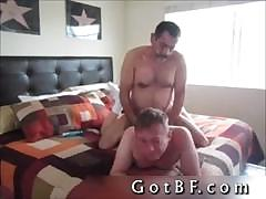 Bearded Daddy Fucks His Lover In The Ass 3 Part3