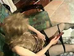 sexy-pantyhose-woman-fucked