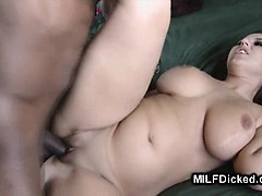 busty-milf-stretching-pussy-with-black-dick