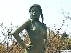 a-living-nude-female-japanese-garden-statue