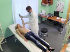 petite-blonde-babe-getting-massaged-by-her-doctor