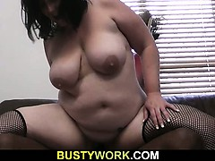smart-black-dude-seduces-bbw