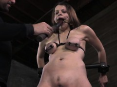 breast-bondage-sub-gets-her-tits-spanked