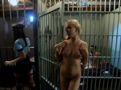 two-hot-and-sexy-babes-foursome-in-the-jailcell