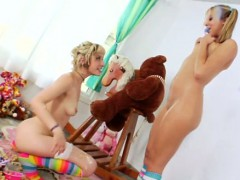 milky-squirting-enema-girls-drink-milk