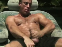 Dreamy Sequence Ends For Muscled Hunk