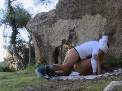 spanish-blonde-fucked-and-taking-facial-in-public