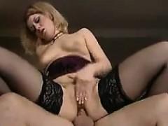 blonde-whore-in-lingerie