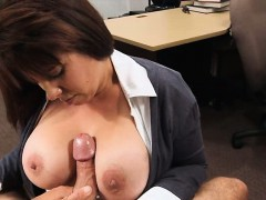 busty-milf-sells-her-husbands-stuff-and-fucked-for-the-bail