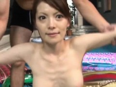 young-nippon-getting-her-beaver-fingered