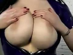 busty-beauty-giving-a-handjob