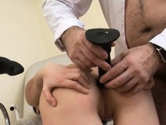 Teen Perverted By Her Gyno Doctor
