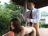 Nice rodeo on lengthy cock