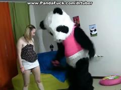 horny-girl-playing-with-toy-bear