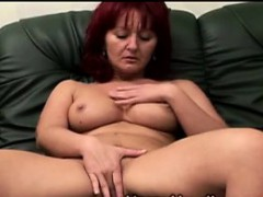 horny-redhead-milf-fingered-by-old-handicapped-perv