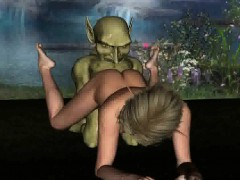 hot-3d-cartoon-blonde-babe-fucked-by-a-goblin
