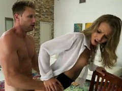 hot-horny-milf-gets-finger-and-fucked-on-her-kitchen-table