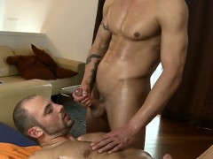 Hawt And Wild Gay Oral Job