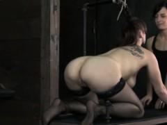 nipple-tortured-skank-learning-obedience