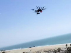 Slutty Mercedez get spotted by drone spy