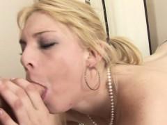 Delightsome slut endures wild sex