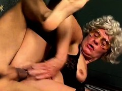 hairy granny snatch dicked granny sex movies