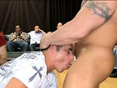 Hard Dick In Boy's Face Hole