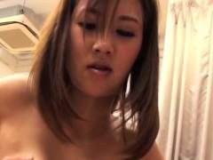 tiny-busty-japanese-yoga-babe-tittyfucked-and-pounded