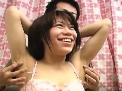 subtitled-bizarre-cfnm-amateur-japanese-armpit-handjob