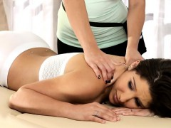 lesbian-massage-turns-into-clit-to-clit-fucking-on-the-table