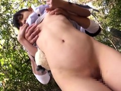 tiny-japanese-babe-fucked-between-legs-outdoors