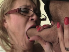 sexy-old-women-rides-his-cock-in-the-office