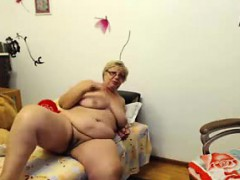 webcam fun busty bbw granny chrissy granny sex movies