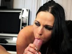 Big boobs handjob cumshot